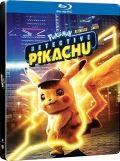 Detective Pikachu - Limited Steelbook (Blu-Ray + DVD)