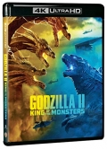 Godzilla II - King of the Monsters (Blu-Ray 4K UHD + Blu-Ray)