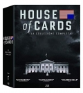 House of Cards - La serie completa (23 Blu-Ray)
