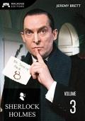 Sherlock Holmes, Vol. 3 (2 DVD)