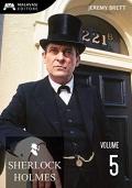 Sherlock Holmes, Vol. 5 (2 DVD)