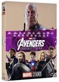 Avengers: Infinity War - Edizione 10° Anniversario (Blu-Ray)