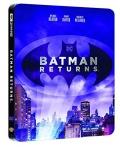 Batman il ritorno - Limited Steelbook (Blu-Ray 4K UHD + Blu-Ray)