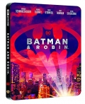 Batman & Robin - Limited Steelbook (Blu-Ray 4K UHD + Blu-Ray)