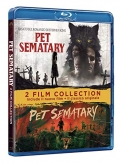 Pet Sematary Collection (2 Blu-Ray Disc)