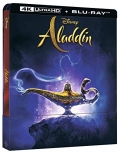 Aladdin (Live Action) - Limited Steelbook (Blu-Ray 4K UHD + Blu-Ray)