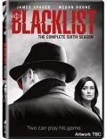 The Blacklist - Stagione 6 (6 DVD)