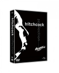 Hitchcock Collection - Black (8 DVD)