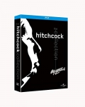 Hitchcock Collection - Black (8 Blu-Ray Disc)