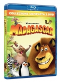 Madagascar Collection (3 Blu-Ray Disc)