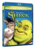 Shrek Collection (4 Blu-Ray)