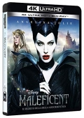 Maleficent (Blu-Ray 4K UHD + Blu-Ray)