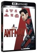 Ant-man (Blu-Ray 4K UHD + Blu-Ray)