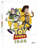 Toy Story Collection - Limited Steelbook (4 Blu-Ray)