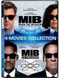 Men in Black Collection (4 DVD)