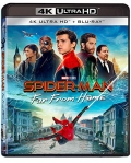 Spider-Man: Far from home (Blu-Ray 4K UHD + Blu-Ray)