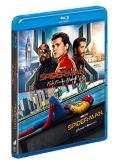 Cofanetto: Spider-Man: Far from home + Homecoming (2 Blu-Ray)
