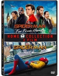 Cofanetto: Spider-Man: Far from home + Homecoming (2 DVD)