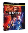 X-Men: Dark Phoenix (Blu-Ray 4K UHD + Blu-Ray)