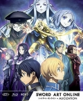 Sword Art Online III Alicization - Limited Edition Box, Vol. 2 (3 Blu-Ray)