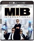 Men in Black International (Blu-Ray 4K UHD + Blu-Ray)