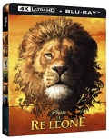 Il Re Leone (Live action) - Limited Steelbook (Blu-Ray 4K UHD + Blu-Ray Disc)