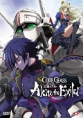Code Geass - Akito the Exiled - Serie Completa (5 DVD)