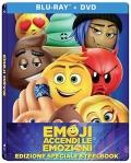 Emoji - Accendi le emozioni - Limited Steelbook (Blu-Ray)