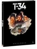 T-34 (Blu-Ray + DVD)