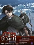 L'attacco dei giganti - Stagione 3 Box Set, Vol. 2 - Limited Edition (2 DVD)