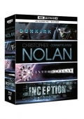 Christopher Nolan 3 Film Collection (Blu-Ray 4K UHD + Blu-Ray)