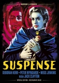 Suspense - Special Edition (DVD + Poster)