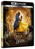 La bella e la bestia - Live Action (Blu-Ray 4K UHD)