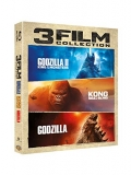 Monsterverse - 3 Film Collection (3 Blu-Ray)
