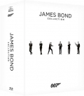 007 James Bond - The Complete Collection (24 Blu-Ray)