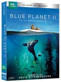 Blue planet II (3 Blu-Ray 4K UHD + 3 Blu-Ray Disc)