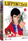 Lupin III - La Seconda Serie, Vol. 1 (10 DVD)