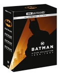 Batman Anthology - 4 Film Collection (Blu-Ray 4K UHD + Blu-Ray)