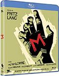 M - Il mostro di Dusseldorf (Blu-Ray Disc)