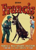 Francis il mulo parlante - The Collection (4 DVD)