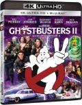 Ghostbusters 2 (Blu-Ray 4K UHD + Blu-Ray)