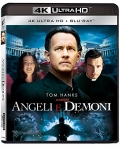 Angeli e Demoni (Blu-Ray 4K UHD + Blu-Ray)