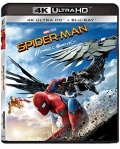 Spider-Man Homecoming (Blu-Ray 4K UltraHD + Blu-Ray Disc)