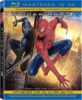 Spider-Man 3 (Blu-Ray 4K UHD + Blu-Ray Disc)