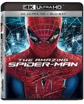 The Amazing Spiderman (Blu-Ray 4K UHD + Blu-Ray)