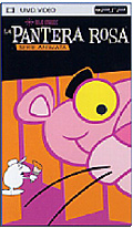 La Pantera Rosa - Serie animata (UMD)
