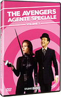 The Avengers - Agente Speciale, Vol. 3 (3 DVD)