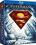 The Superman Motion Picture Anthology 1978-2006 (Blu-Ray Disc) (8 dischi) (Import UK, Audio ITA)