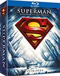 The Superman Motion Picture Anthology 1978-2006 (Blu-Ray Disc) (8 dischi) (Import UK, Audio ITA)