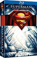 The Superman Motion Picture Anthology 1978 - 2006 (8 Blu-Ray)